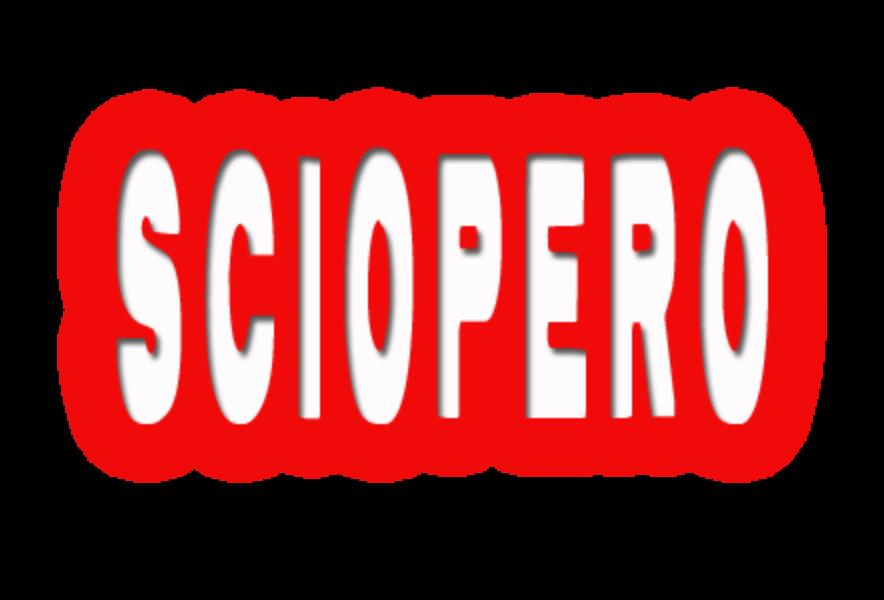 SCIOPERO GENERALE A OLTRANZA PROCLAMATO DALLE ORE 00.01 DEL 21 OTTOBRE ALLE ORE 23.59 DEL 31 OTTOBRE 2021 DALL'ASSOCIAZIONE SINDACALE F.I.S.I.